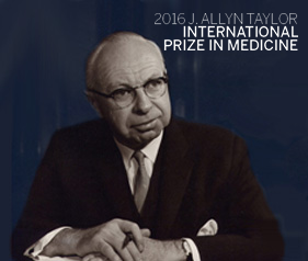 CHILD Study Director awarded J. Allyn Taylor International Prize in Medicine