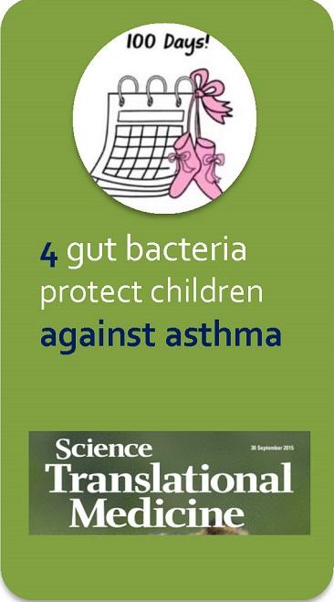 4 gut bacteria