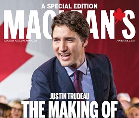 Maclean's magazine places CHILD Study centre stage