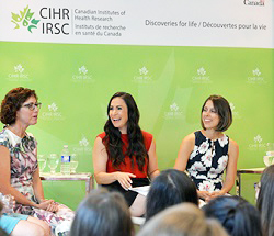 CHILD investigator featured in CIHR breastfeeding panel