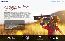 CHILD highlighted in digital Annual Report