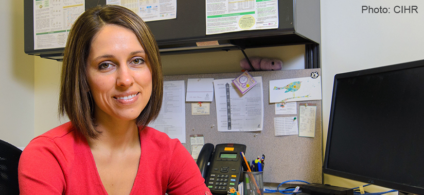 Dr  Meghan Azad awarded Canada Research Chair – CHILD Study