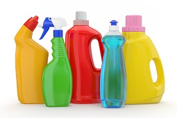 Household cleaners may cause obesity in young children